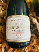 <b>CHAMPAGNE</b><br /><b>CHARLEMAGNE</b><br />Les Coulmets 2014 (&#9829 2021)<br />Bouteille 75cl
