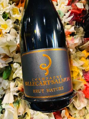 <b>CHAMPAGNE</b><br /><b>BILLECART-SALMON</b><br />Brut Nature<br />Bouteille 75cl