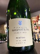 <b>CHAMPAGNE</b><br /><b>AGRAPART</b><br />Minéral 2014 Extra-Brut <br />Bouteille 75cl